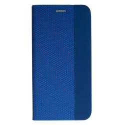 Puzdro Sensitive pre Samsung Galaxy A71 modré.