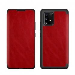 Puzdro pre Samsung Galaxy A21 červené.