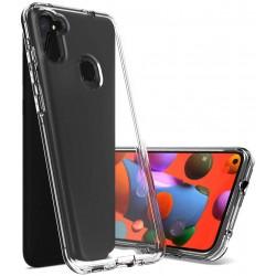 Kryt Perfekt 2 mm pre Samsung A115 Galaxy A11 priehľadný.