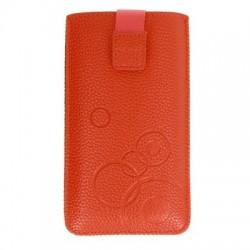 Puzdro Telone Deko1 for Iphone 5 červená