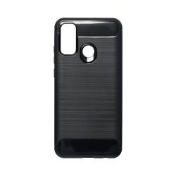 Kryt Carbon pre Huawei P40 Lite čierny.