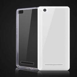 Kryt tenký pre Xiaomi Redmi 4a priehľadný.