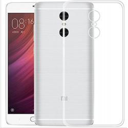 Kryt tenký pre Xiaomi Redmi 5 priehľadný.