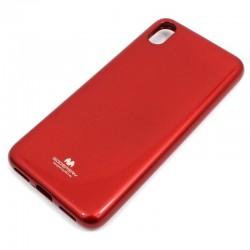 Kryt Mercury Jelly pre Xiaomi Redmi 7A červený.