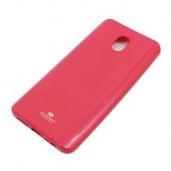 Kryt Mercury Jelly pre Xiaomi Redmi 8A ružový.