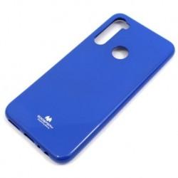 Kryt Mercury Jelly pre Xiaomi Redmi Note 8 modrý.