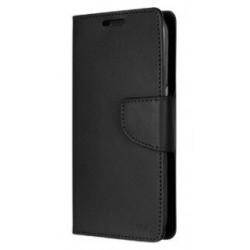 Puzdro Mercury Bravo pre Samsung Galaxy Note 20 čierne.