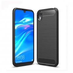 Kryt Carbon pre Huawei Honor 8S čierny.
