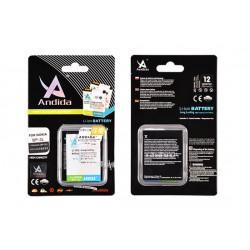 Batéria Andida pre Samsung I9500 S4/I9505 (EBB600) 2600mAh Li-ion
