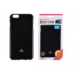 """Silikónové puzdro Mercury Jelly pre Iphone 7 (4,7"""") čierne"""
