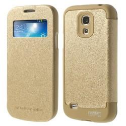 Flip Cover pre Samsung Galaxy S4 lte biely