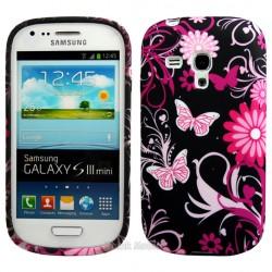 Puzdro Samsung Galaxy Trend čierne