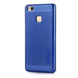 Kryt Carbon Slim Armor pre Huawei P9 Lite modrý.