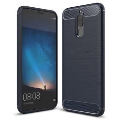 Kryt Carbon TPU pre Huawei P9 Lite mini čierny.