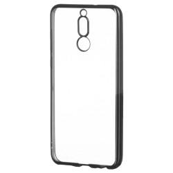 Kryt clear TPU pre Huawei Mate 10 Lite čierny.