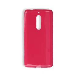 Kryt Candy pre Nokia 5 červený.