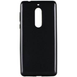 Kryt Candy pre Nokia 6 čierny.