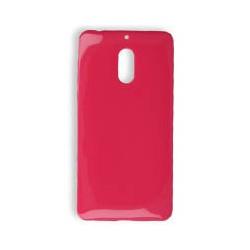 Kryt Candy pre Nokia 6 červený.