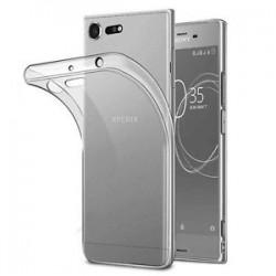 Kryt tenký 0,3mm pre Sony Xperia XZ1 priehľadny.