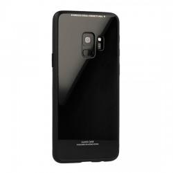 Kryt Glass pre Samsung G965 Galaxy S9 Plus čierny.