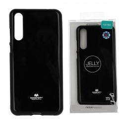 Zadný kryt Mercury Jelly pre Huawei P20 Pro/Plus čierny.