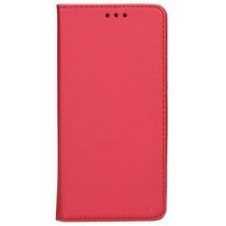Knižkové puzdro Smart pre LG K11 červené.