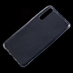 Kryt tenký 0,3 mm pre Huawei P20 priehľadný.