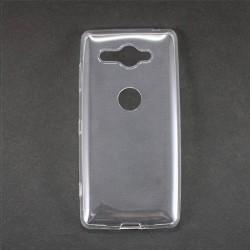 Kryt tenký 0,3mm pre Sony Xperia XZ2 compact priehľadný.