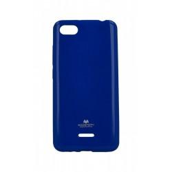 Kryt Jelly Mercury pre Xiaomi Redmi 6A modrý.