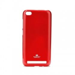 Kryt i-Jelly Mercury pre Xiaomi Redmi 5A červený.