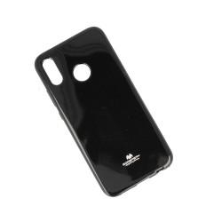 Kryt Mercury Jelly pre Huawei P Smart Plus čierny.