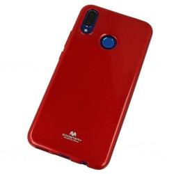 Kryt Mercury Jelly pre Huawei P Smart Plus červený.