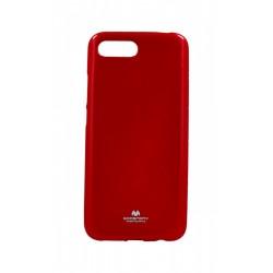 Kryt jelly Mercury pre Huawei Honor 10 červený.