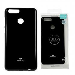 Kryt Mercury Jelly pre Huawei Honor 7X čierny.