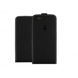 Flipové puzdro pre Huawei Honor 7c čierne.