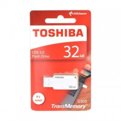 USB kľuč Toshiba U303 32 GB USB 3.0 biely.