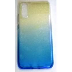 Kryt TPU Ombre pre Huawei P20 modrý .