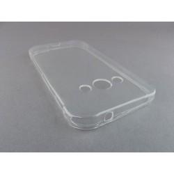 Kryt tenký 0,3mm pre Samsung Galaxy Xcover 3 priehľadný.