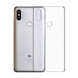 Kryt tenký 0,3mm pre Xiaomi Redmi Note 5 Pro priehľadný.