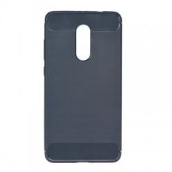 Kryt Carbon pre Xiaomi Redmi Note 5/Redmi 5 Plus čierny .