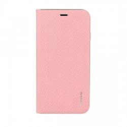 Puzdro Vennus Carbon pre Samsung A750 Galaxy A7 ružové .