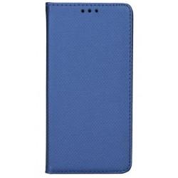 Puzdro Smart Magnet pre Samsung J737 Galaxy J7 2018 modré.