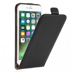 Puzdro kapsa s vertikálnym zapínaním Pocket/Flexi slim Lenovo Vibe K5 (A6020A40)čierne