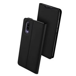 Puzdro DUX Ducis Skin pre Huawei P30 čierne.