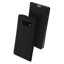 Puzdro DUX Ducis Skin pre Samsung G973F Galaxy S10 čierne.