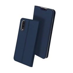 Puzdro Dux Ducis Skin pre Samsung A50 Galaxy A505F modré.