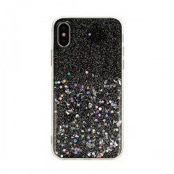 Kryt Vennus Briliant pre Huawei Y6 2019 čierny.