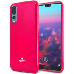 Kryt Mercury Jelly pre Huawei Y6 2019 ružový.
