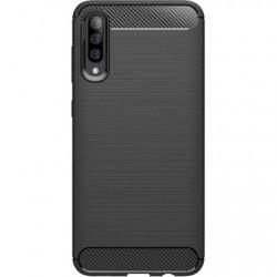 Kryt Carbon pre Samsung A505 Galaxy A50 čierny.