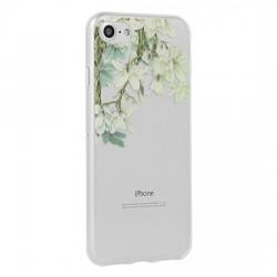 Kryt Floral pre Huawei Mate 20 Lite Jasmine.